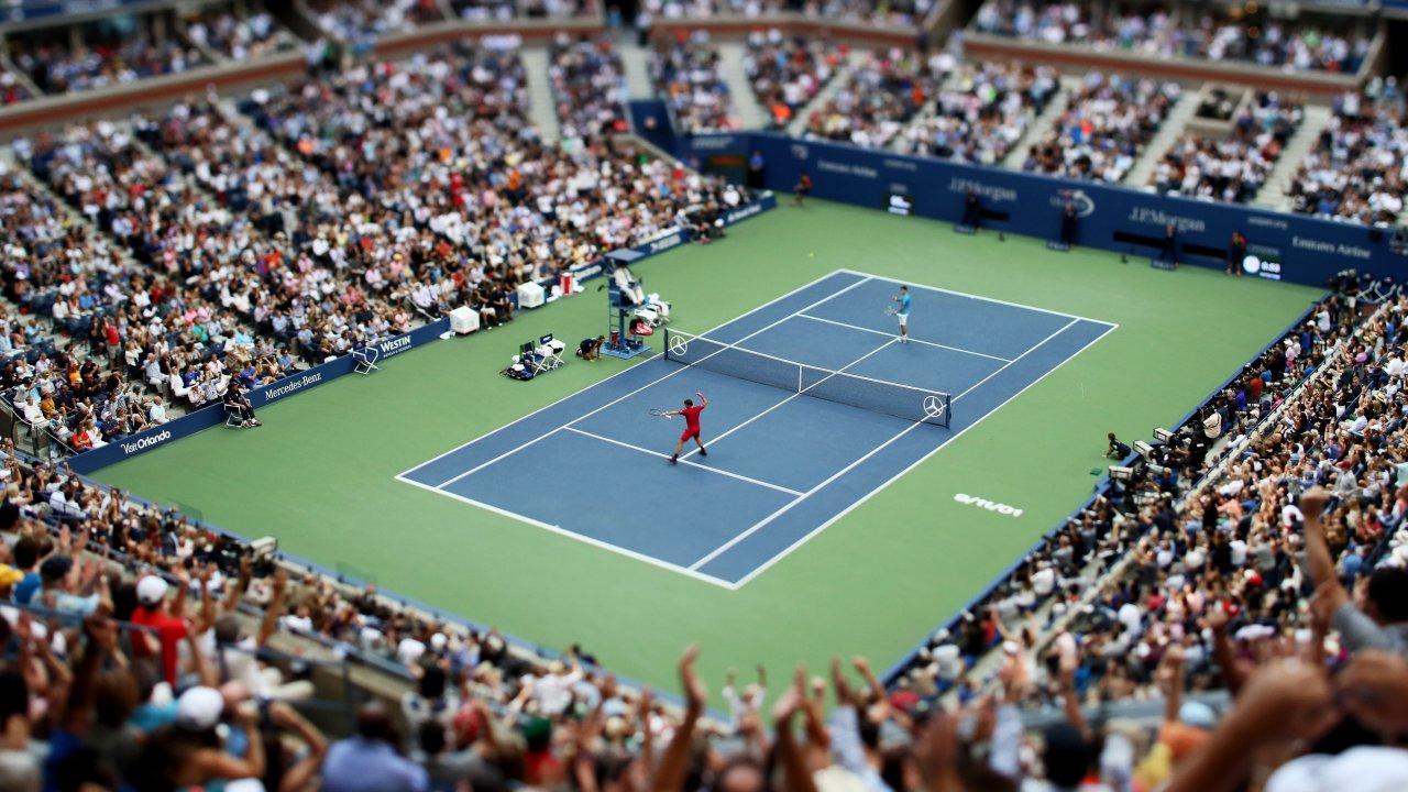 O ténis em direto regressa aos canais Eurosport