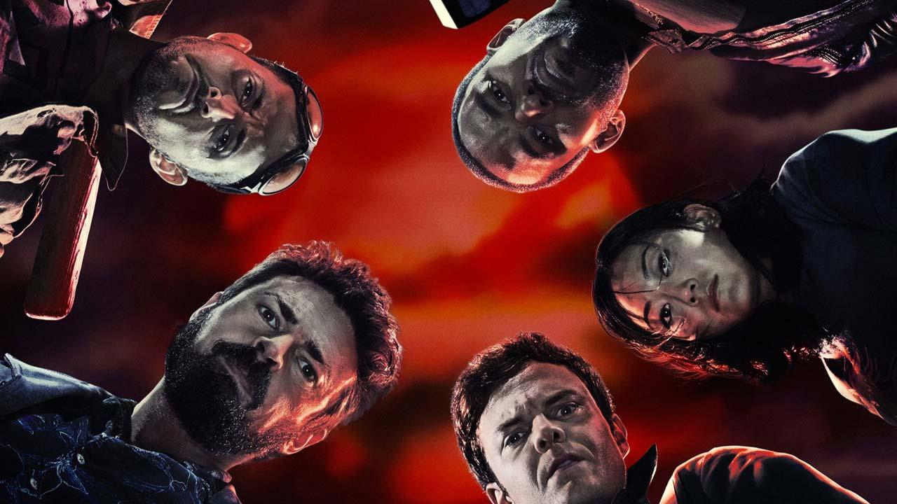 """The Boys"": segunda temporada em setembro na Amazon Prime Video"