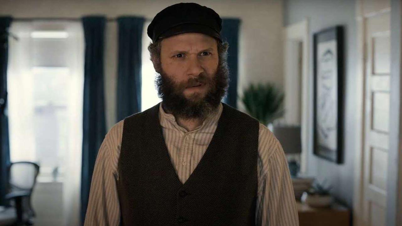"Seth Rogen no primeiro trailer do filme ""An American Pickle"""