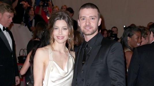 Casados de fresco: Justin Timberlake e Jessica Biel