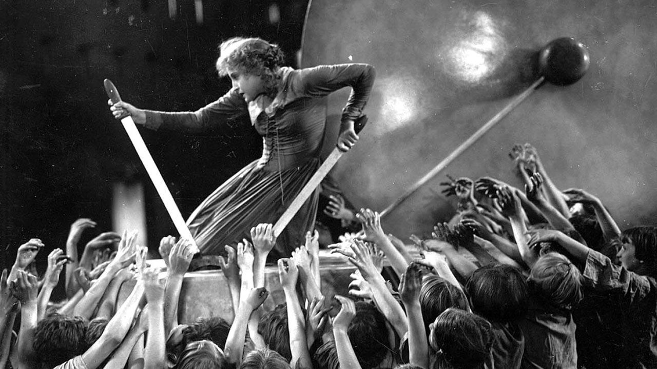 """""""Metropolis"""" de Fritz Lang em sessão-concerto no Palácio Nacional da Ajuda"""