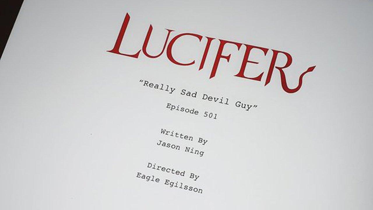 """Trailer da quinta temporada de """"Lúcifer"""""""