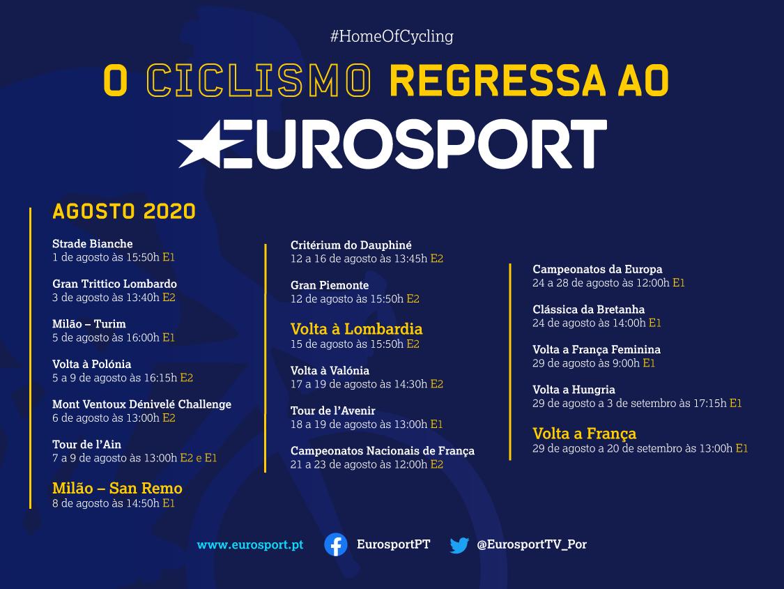 Eurosport 2020