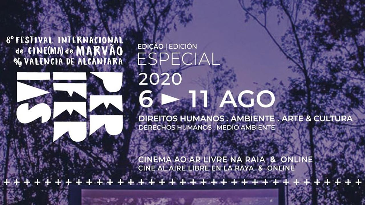 Periferias - Festival Internacional de Cinema de Marvão e Valência de Alcântara regressa entre 6 e 11 de agosto