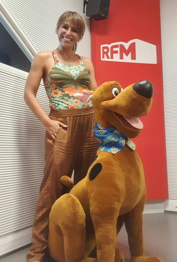 Scooby! (personagens e elenco de vozes portuguesas) 3/16: Joana Cruz (Judy Cook)
