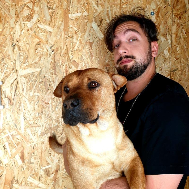 Scooby! (personagens e elenco de vozes portuguesas) 1/16: Pedro Sousa (Frank)