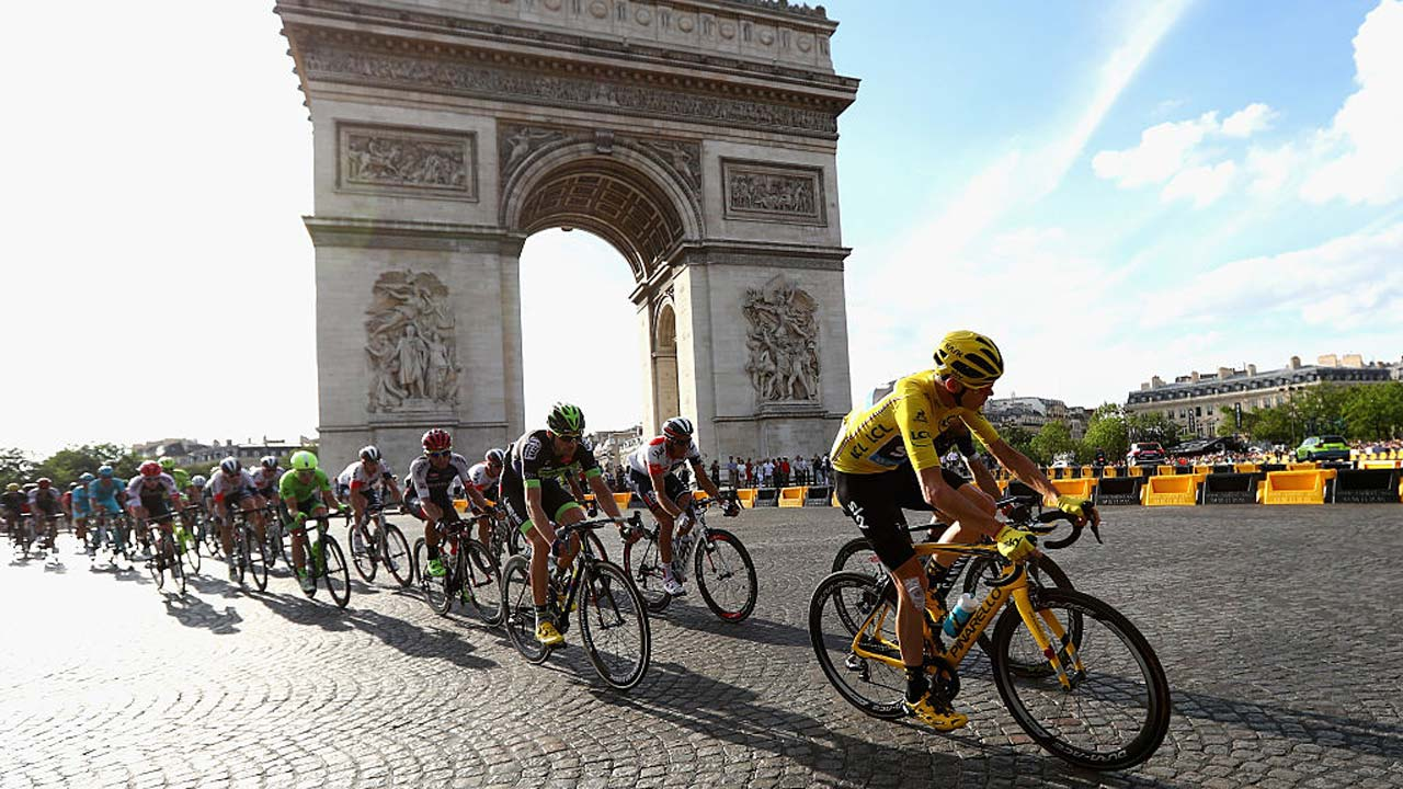 Eurosport 2020 - Tour de France