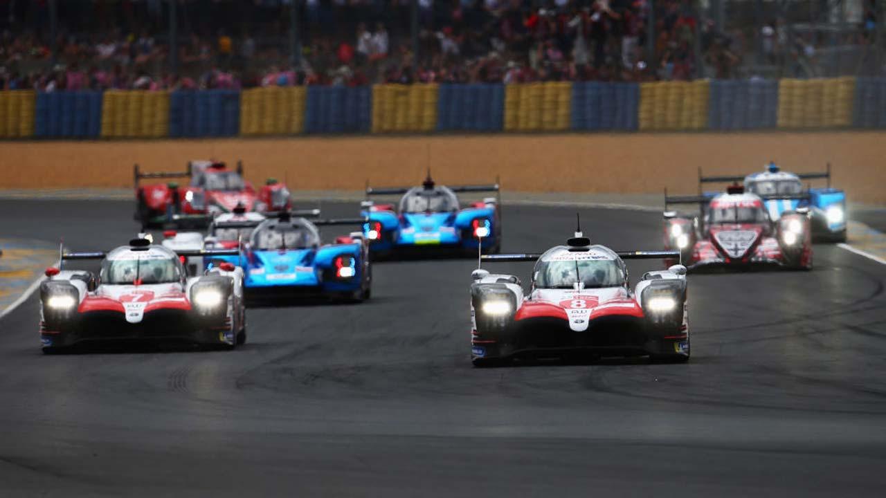 Eurosport 2020 - Le Mans