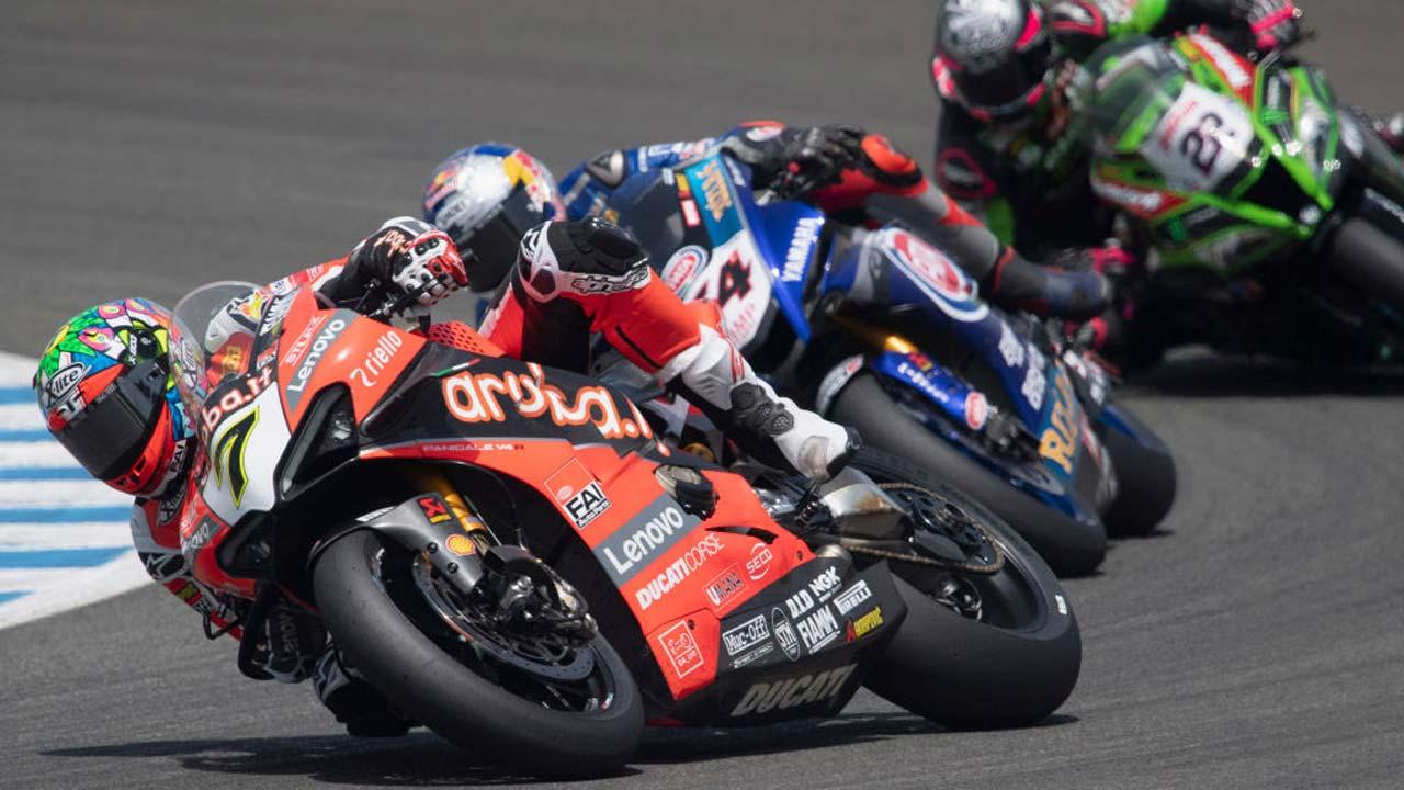 Eurosport 2020 - Motociclismo