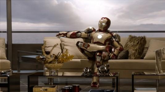 """Novidades frescas de """"Homem de Ferro 3"""""""