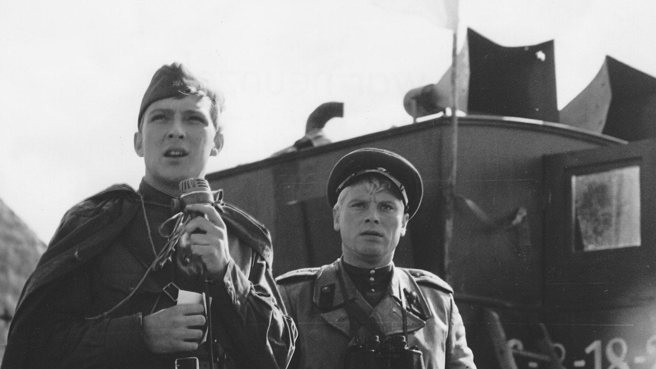 Os Jovens Soldados
