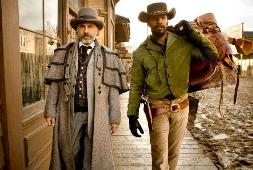 """Primeiras imagens de """"Django Unchained"""""""
