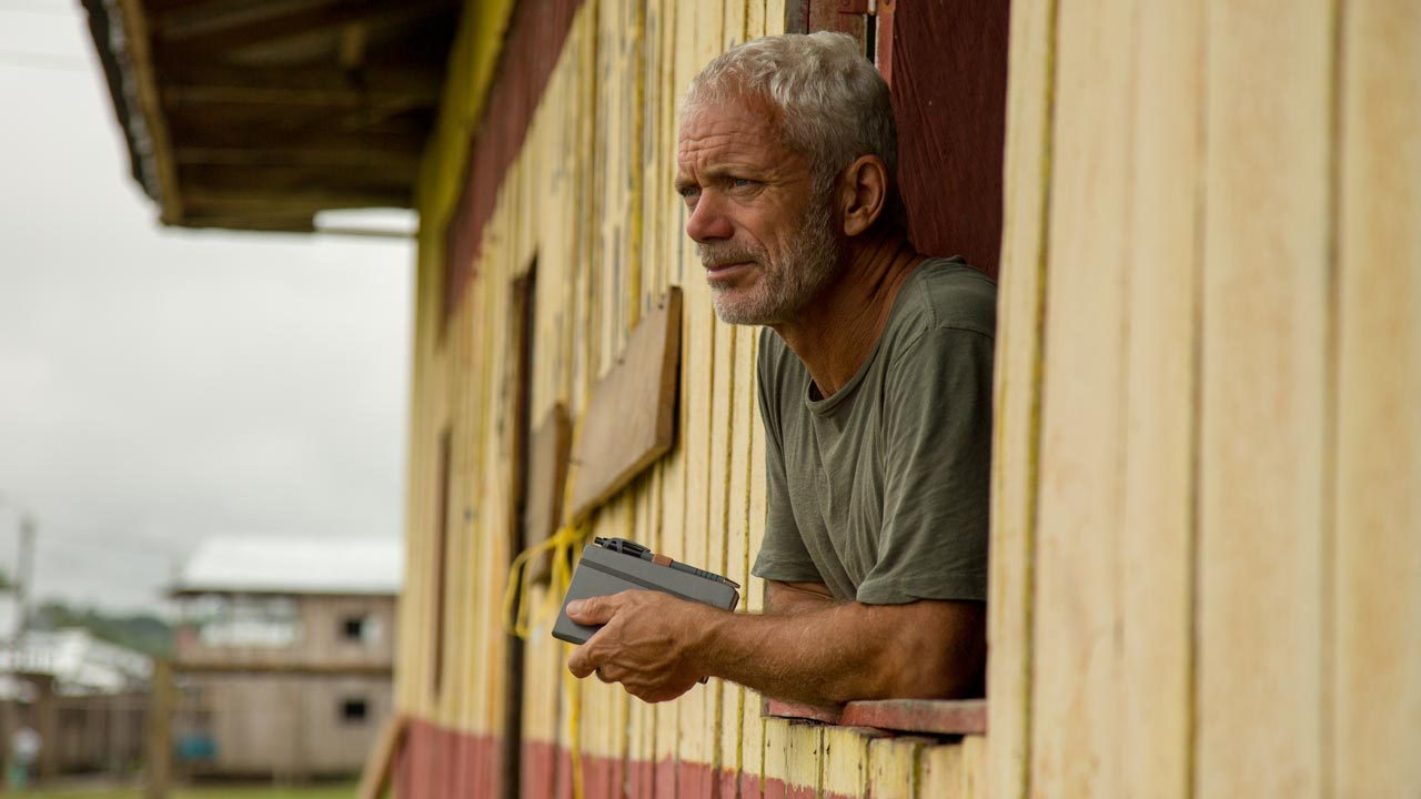 "Jeremy Wade visita ""Grandes Rios"" no Discovery Channel"