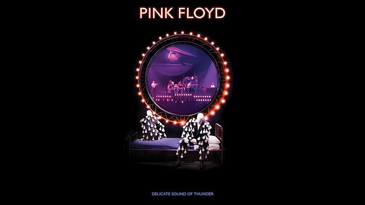 """O """"delicado som do trovão"""", dos Pink Floyd, em edição restaurada"""