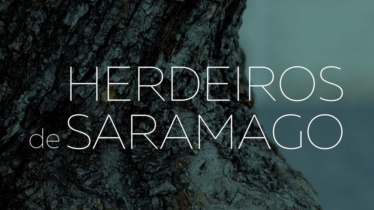"""""""Herdeiros de Saramago"""" em estreia na RTP1"""