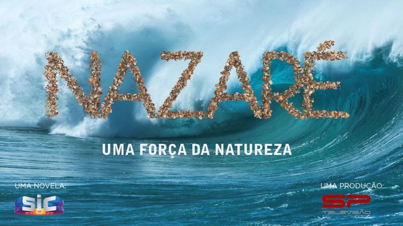 """""""Nazaré"""" finalista na categoria de Melhor Telenovela dos Prémios Rose d'Or"""