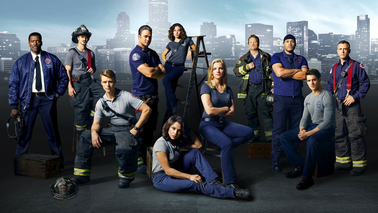 Chicago Fire 9