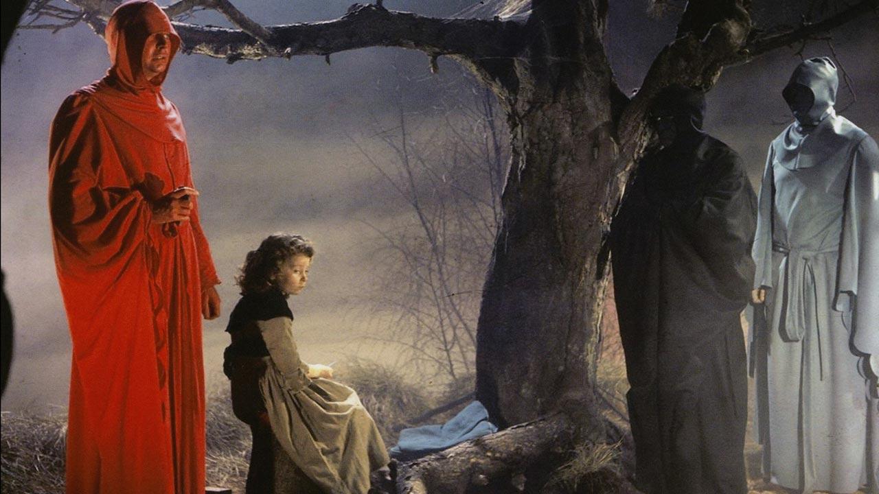"""O restauro do horror de """"The Masque of Red Death"""""""