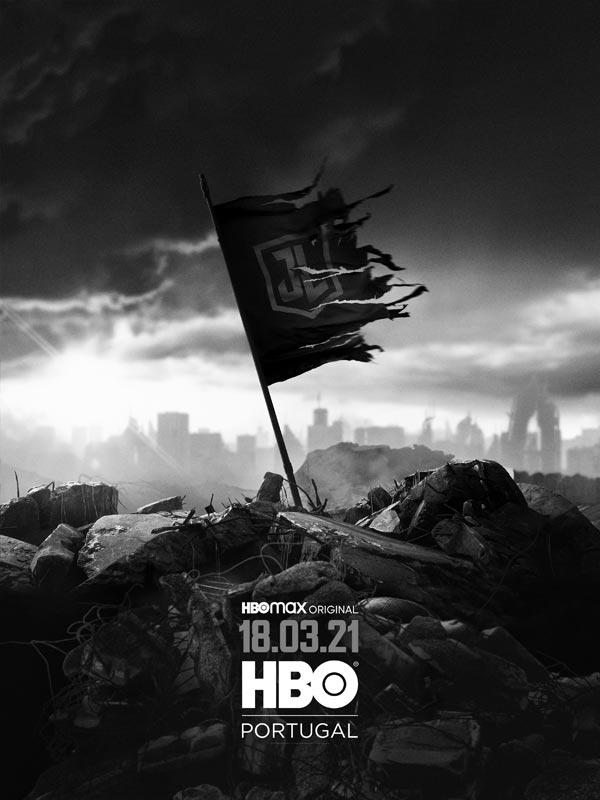 Liga da Justiça, de Zack Snyder 2/3