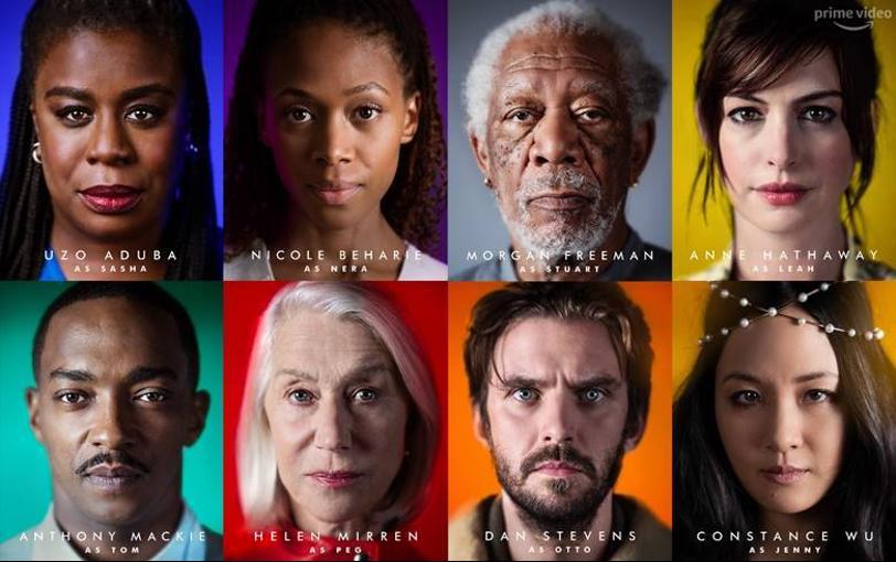 """""""Solos"""": nova série da Amazon Prime Video recheada de estrelas"""