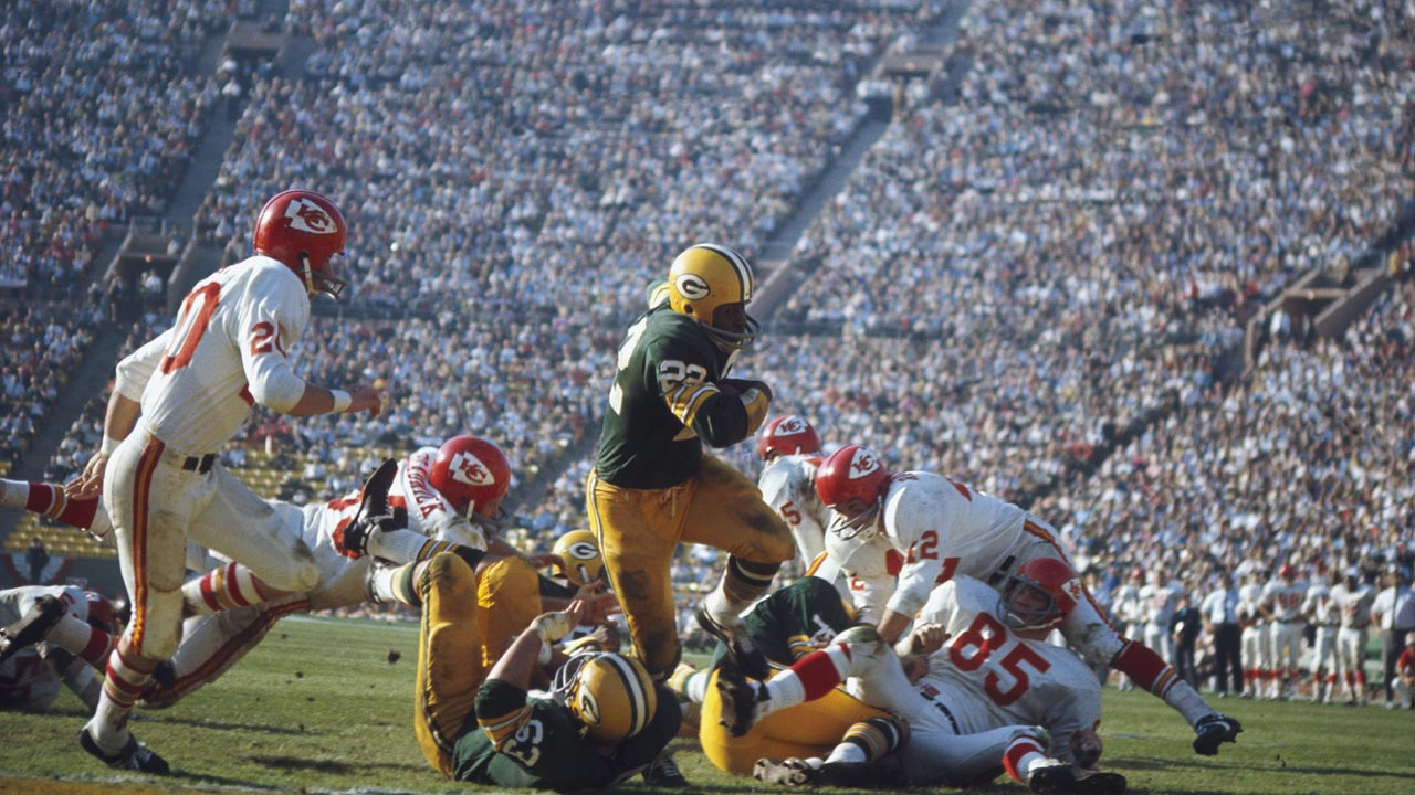 O Arquivo da Semana: memórias do Super Bowl