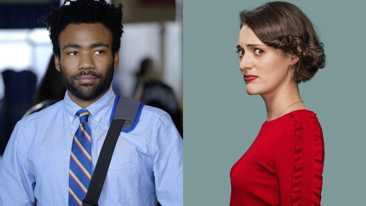 "Donald Glover e Phoebe Waller-Bridge protagonistas na série ""Mr. and Mrs. Smith"""