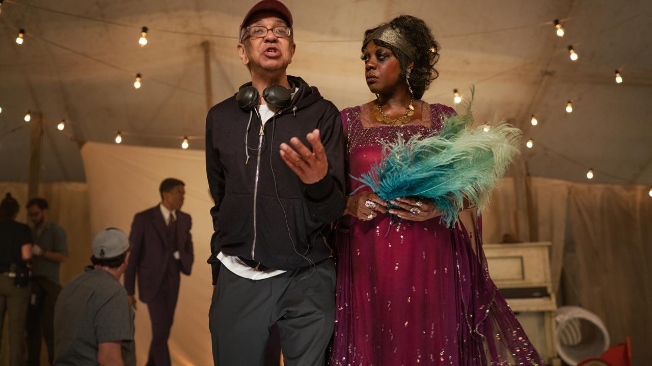 """Realizador de """"Ma Rainey's Black Bottom"""" dirige filme sobre ativista gay para produtora dos Obama"""