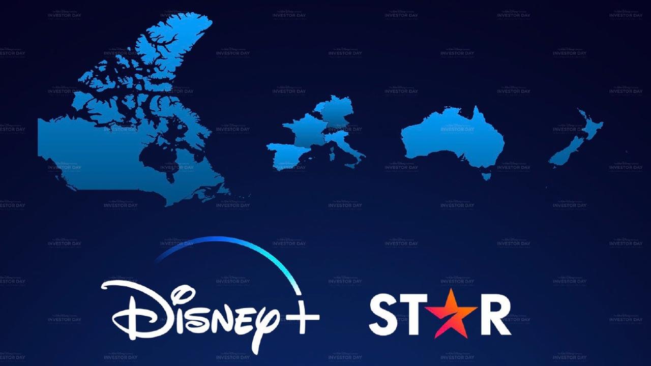 Disney Plus anuncia primeiras 10 produções europeias