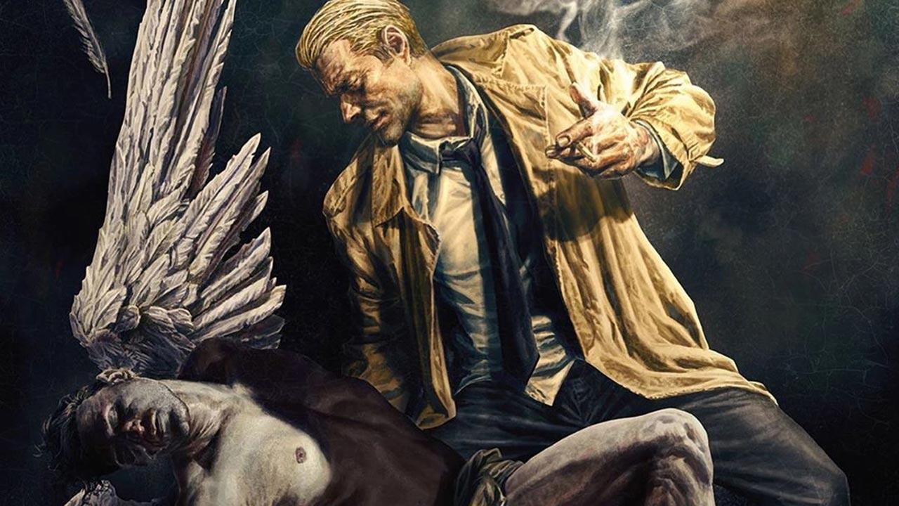 """""""Constantine"""": nova série produzida por J.J. Abrams para HBO"""