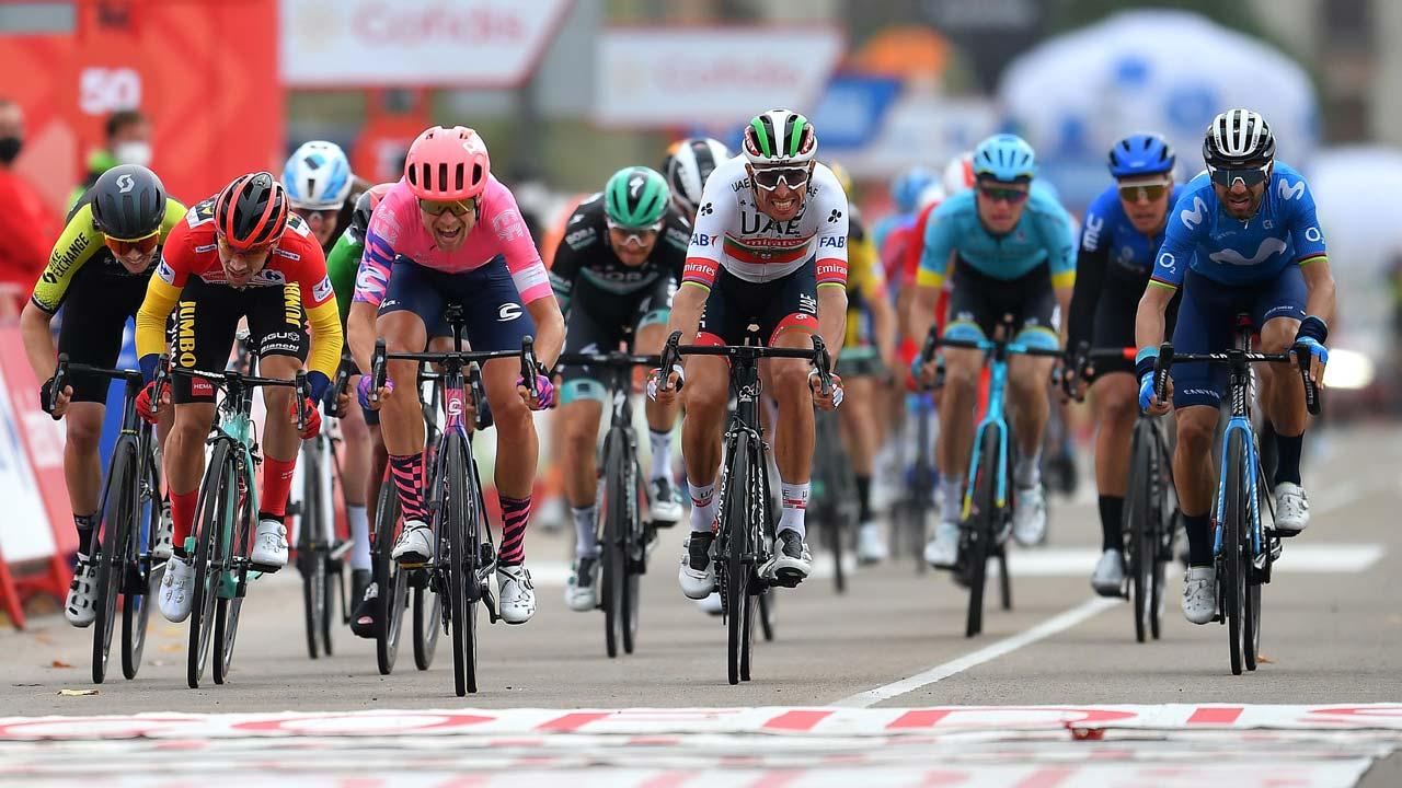 Ciclismo regressa este fim de semana aos canais Eurosport com João Almeida, Rúben Guerreiro e Rui Costa