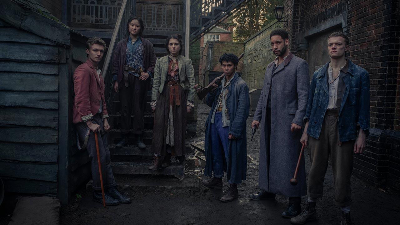 """Vem aí """"O Bando"""": primeiro trailer da série Netflix inspirada nos irregulares de Sherlock Holmes"""