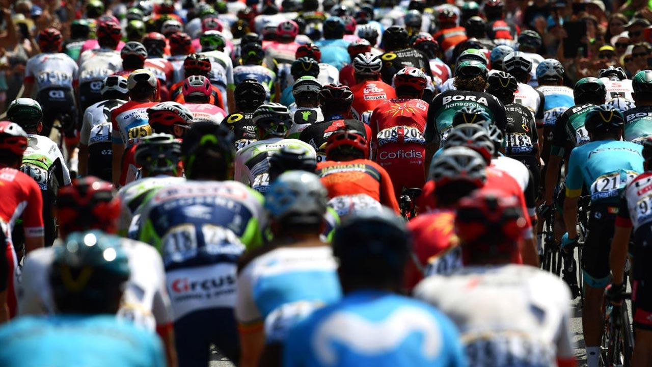 Calendário de transmissões de ciclismo no Eurosport Portugal (março 2021)