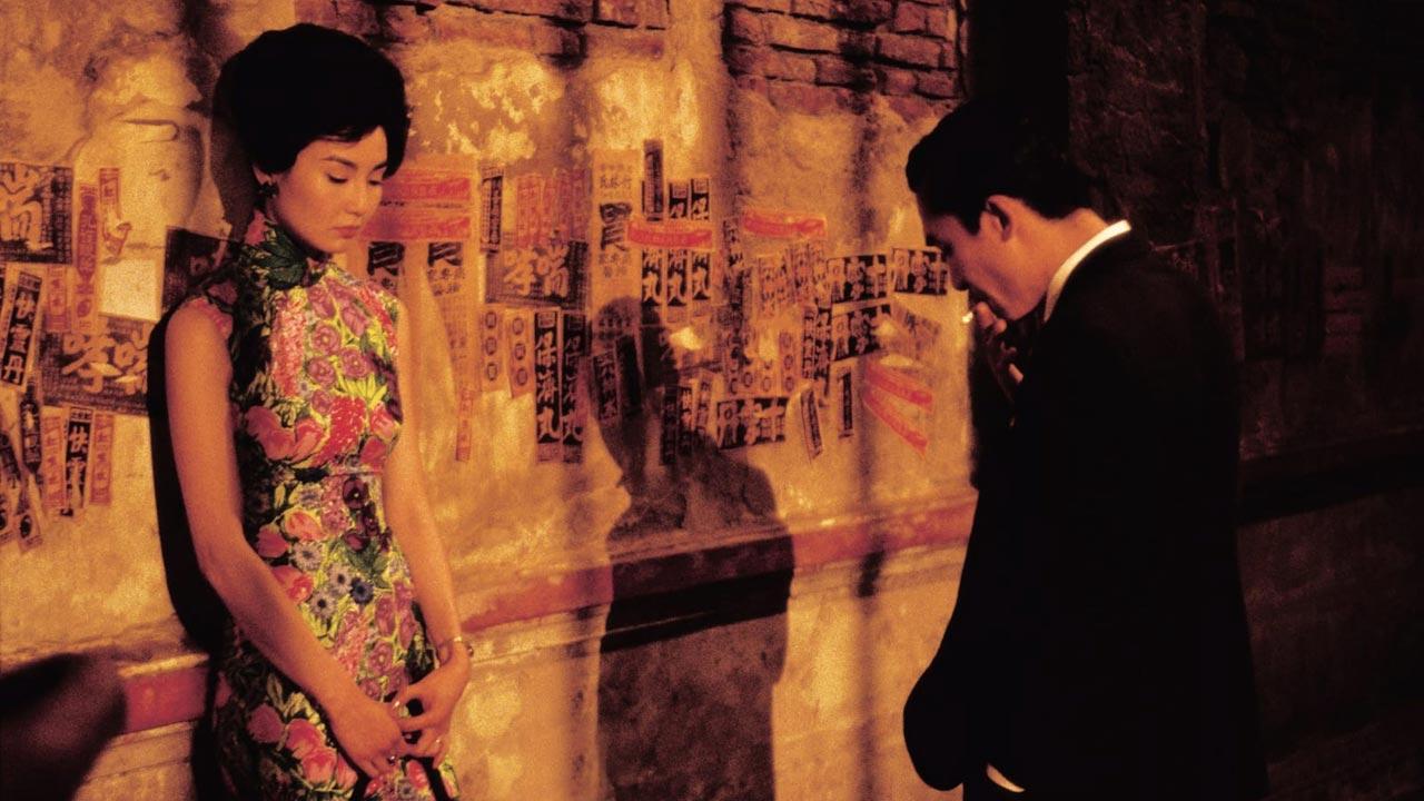 Cinco filmes restaurados de Wong Kar Wai em março na Filmin