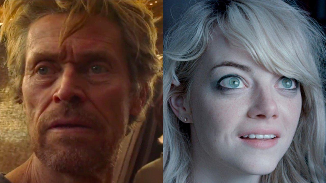 """Willem Dafoe e Emma Stone juntos em """"Poor Things"""" o próximo filme de Yorgos Lanthimos"""
