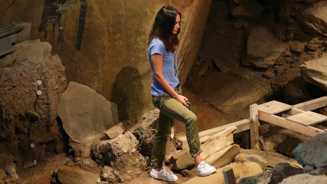 """Megan Fox à caça de """"Lendas Ocultas"""" no Discovery Channel"""