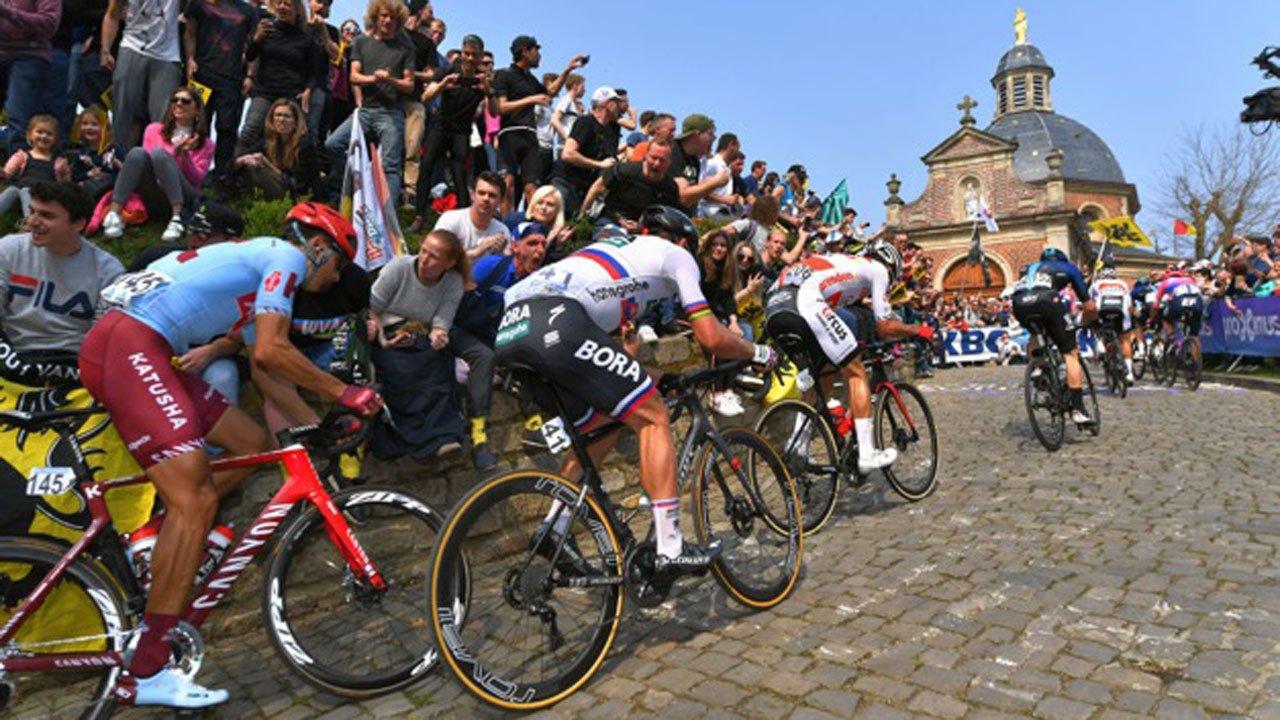 Horários das próximas transmissões de ciclismo no Eurosport
