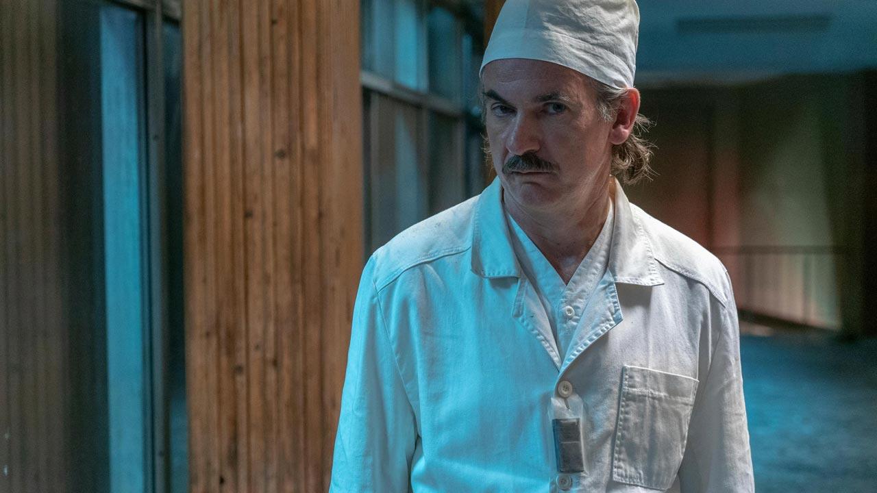 """Morreu Paul Ritter - ator de """"Chernobyl"""" e """"Quantum of Solace"""" tinha 54 anos"""