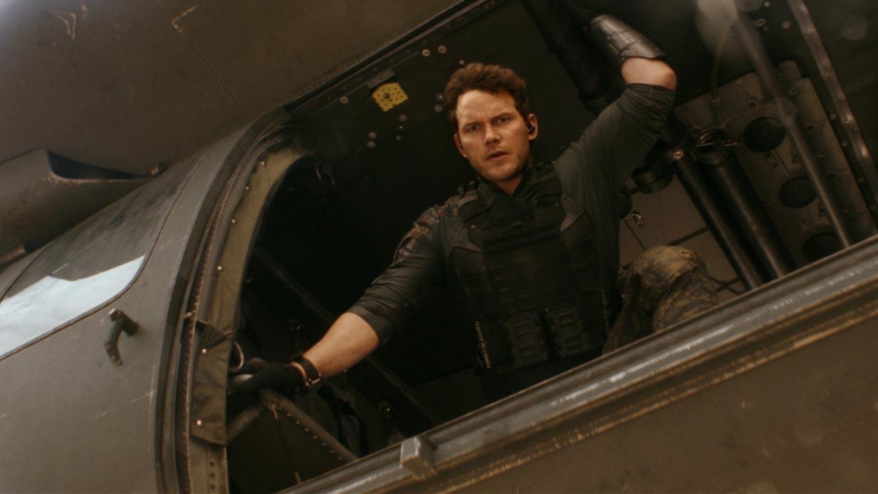 """Primeiras imagens e teaser trailer de """"The Tomorrow War"""""""
