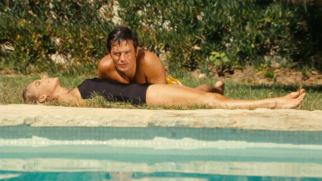 """O restauro da sensualidade de """"La piscine"""""""