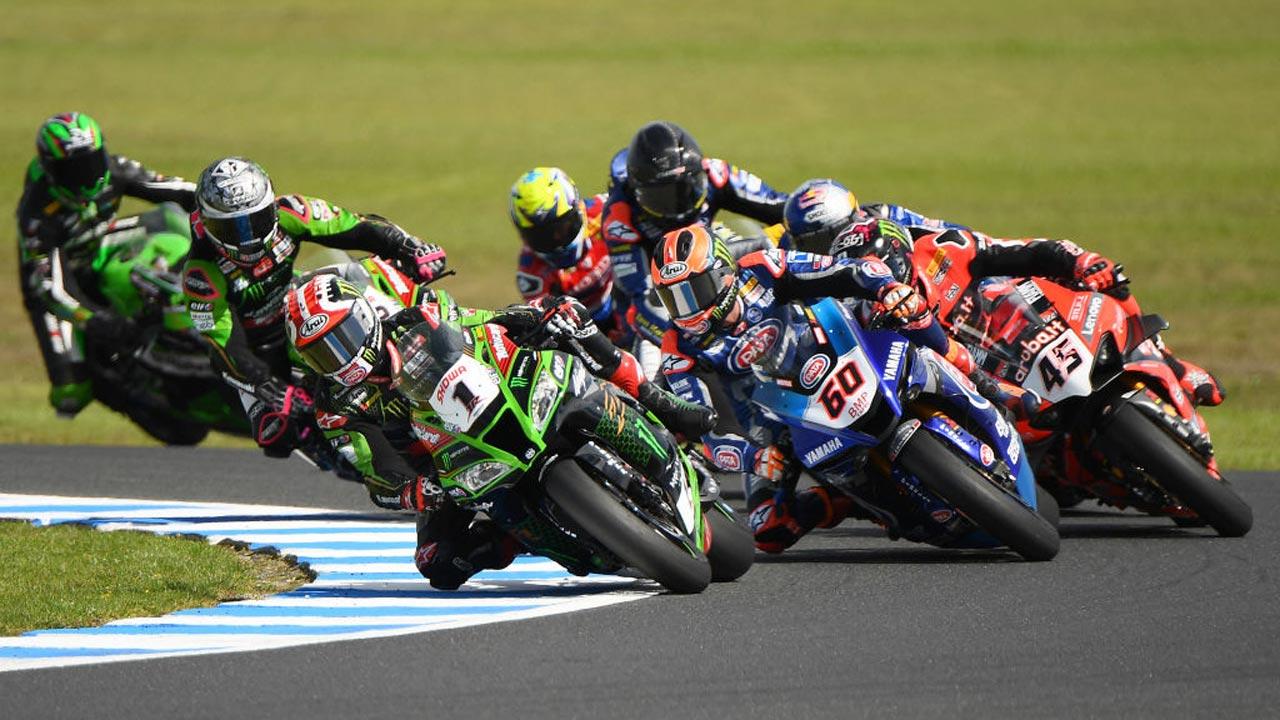 Mundial de Superbike arranca em Espanha com emissão em direto no Eurosport