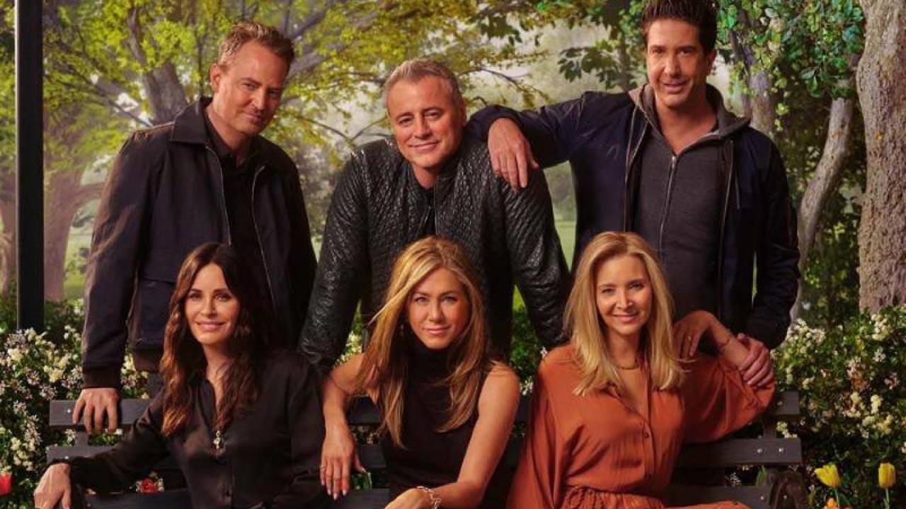 """Especial """"Friends"""" na HBO Portugal a 27 de maio"""