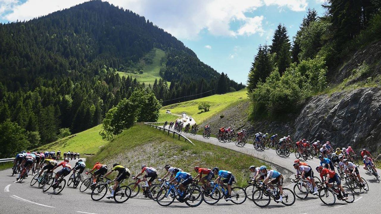 Calendário de transmissões de ciclismo no Eurosport (junho 2021)