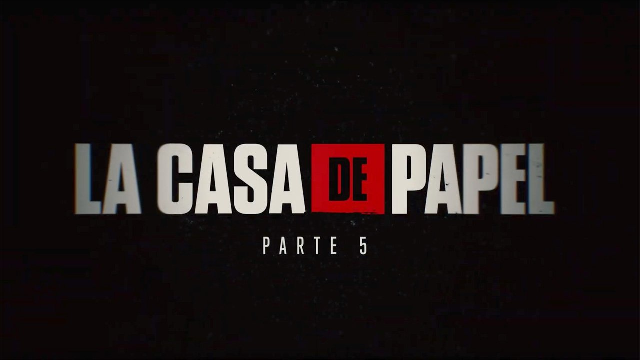 """ A Casa de Papel"": temporada 5 estreia a 3 de setembro"