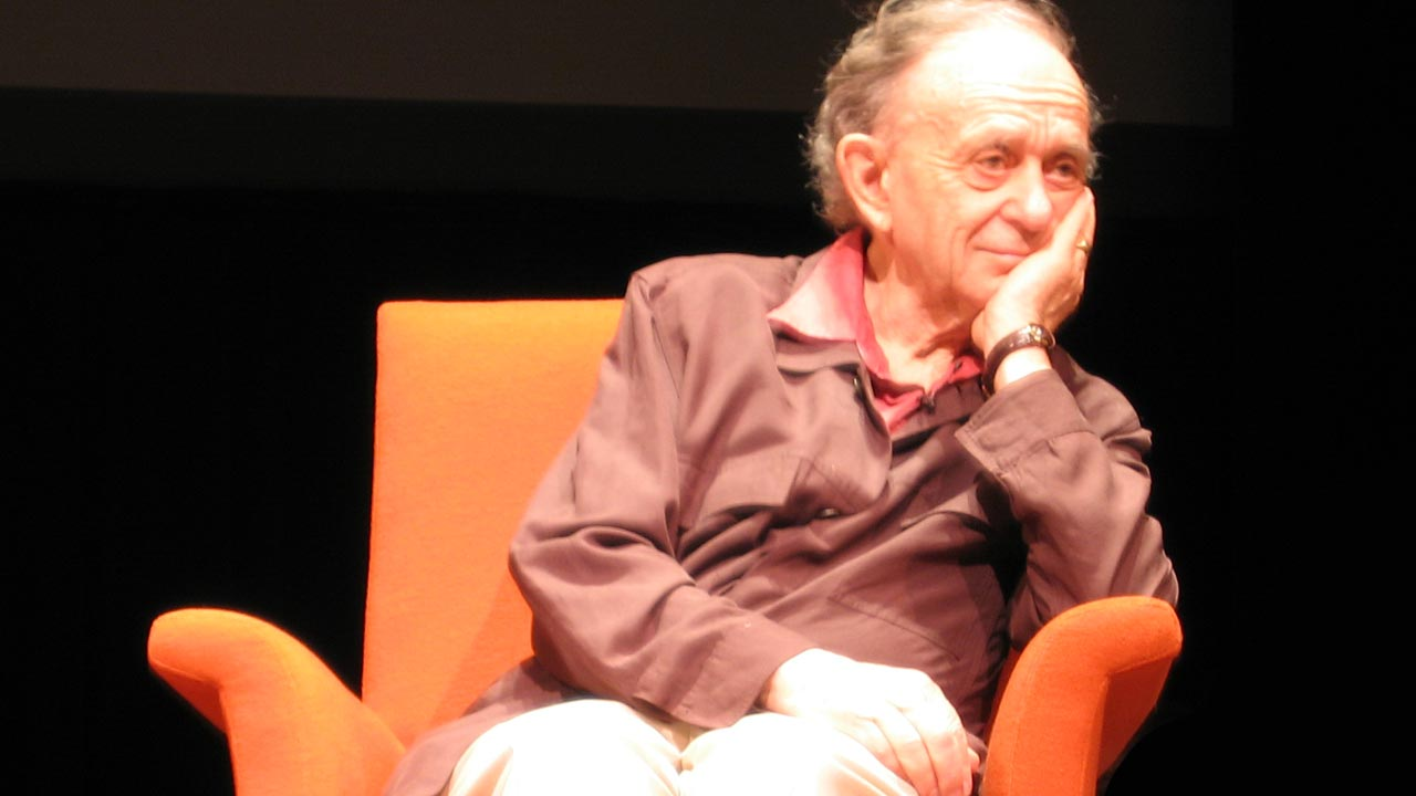Frederick Wiseman distinguido na Quinzena dos Realizadores de Cannes