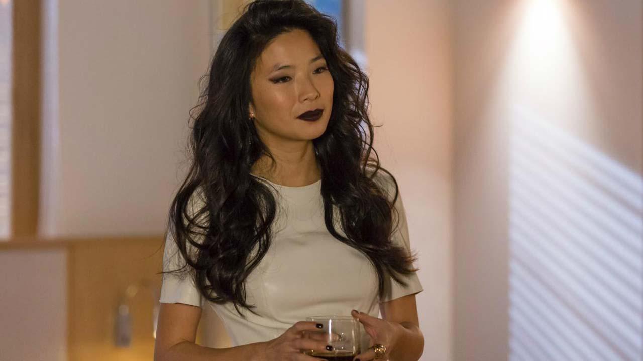 """Portuguesa Jani Zhao no elenco de """"Aquaman and the Lost Kingdom"""""""