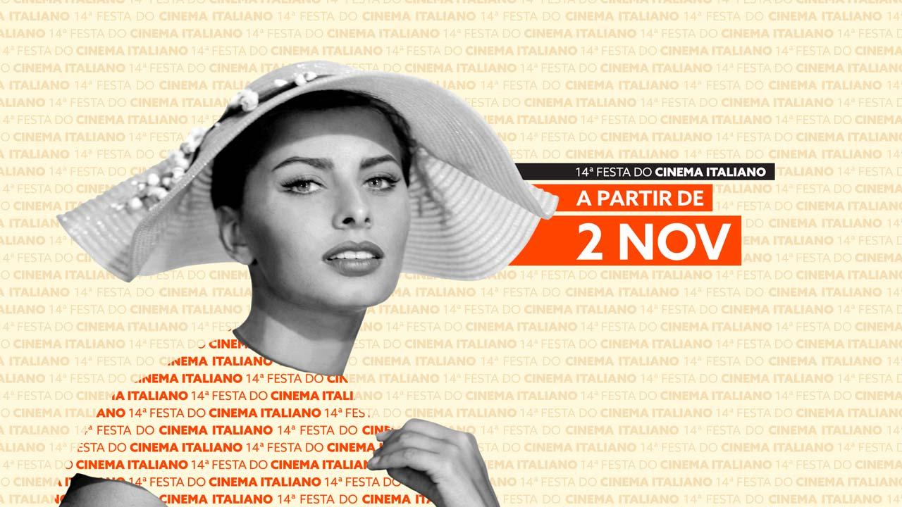 Festa do Cinema Italiano 2021 anunciada para novembro
