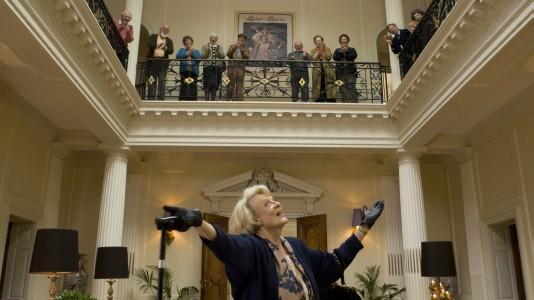 """""""Quartet"""": estreia de Dustin Hoffman na realização já tem trailer"""