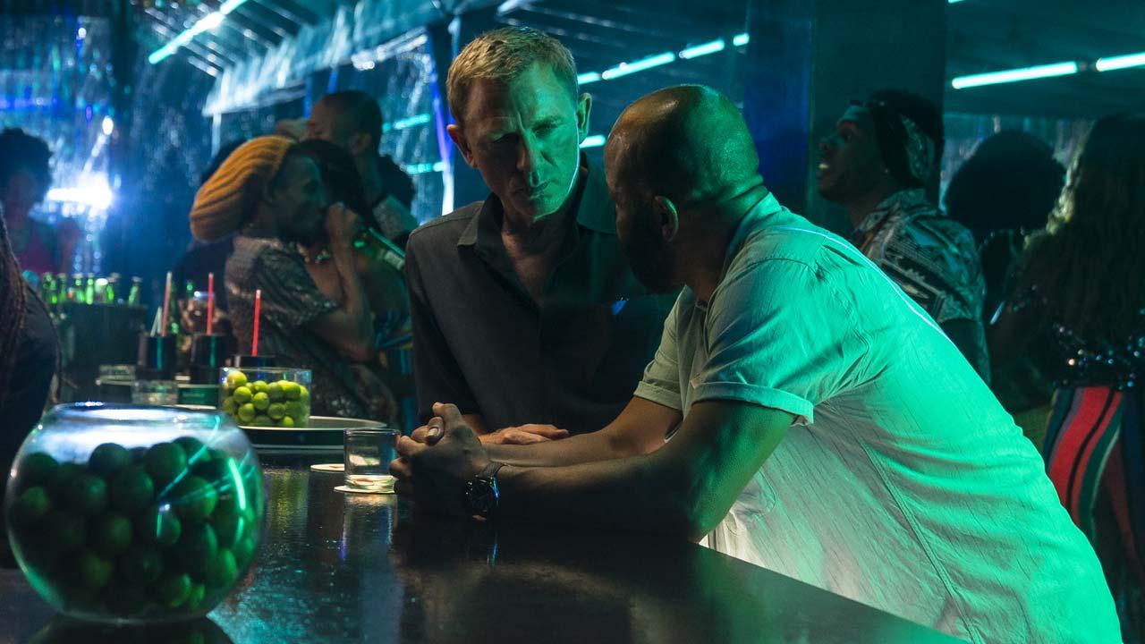 """""""007: Sem Tempo Para Morrer"""" - maior estreia nas salas portuguesas desde o início da pandemia"""