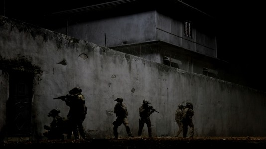 "Novo poster para ""Zero Dark Thirty"""