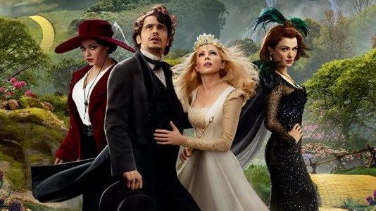 Box Office EUA: Feiticeiro de Oz é mesmo grande e poderoso